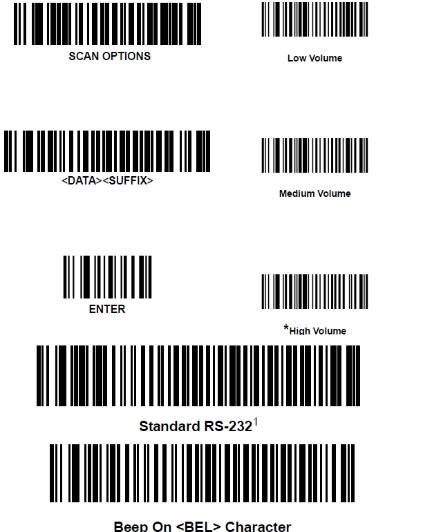 Jarvis Computer Software Bar Codes